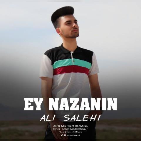 دانلود موزیک جدید علی صالحی ای نازنین