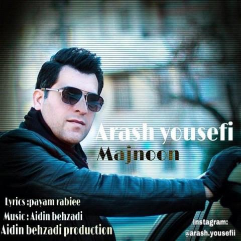 دانلود موزیک جدید آرش یوسفی مجنون