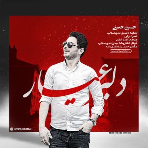 دانلود موزیک جدید حسین حسنی دلبر عیار