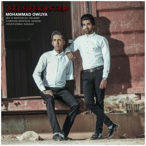 دانلود موزیک جدید محمد اولیا دل شکسته
