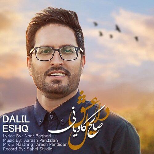 دانلود موزیک جدید صالح کاویانی دلیل عشق