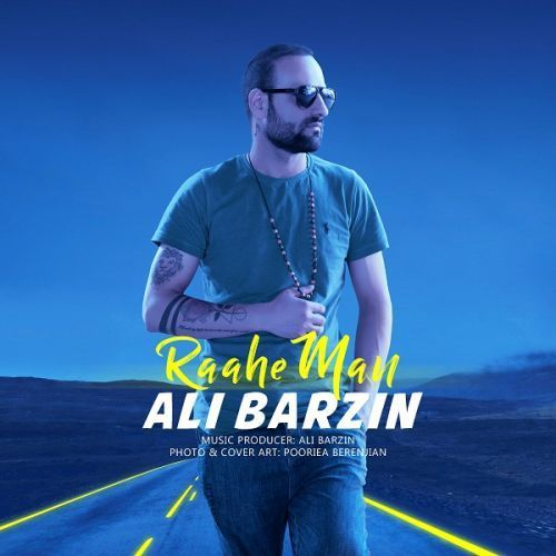 دانلود موزیک جدید علی برزین راه من